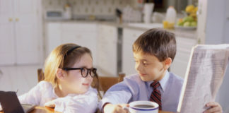 kida, teens, coffee drinking habits. What parents needs to know