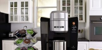 Mr. Coffee BVMC-KG6-001 coffee maker