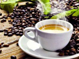Kawa coffee or Kopi Kawa made from the coffee leaves.