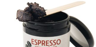 Espresso Luxury Face and Body Scrub-Mask