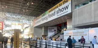 Summer Fancy Food SHow 2019, in NYC