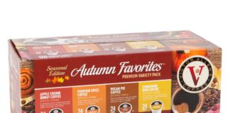 Fall K-cups favorites