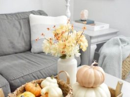 Beautiful Fall Coffee Tables