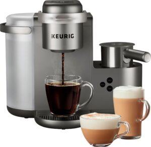Single-serve-coffee-maker-Keurig
