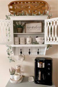 coffee bar idea 5