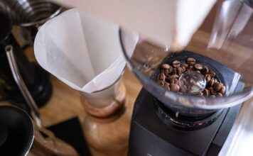 Featured image coffee grinder