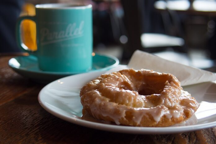Old fashioned donut
