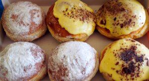 doughnut shops