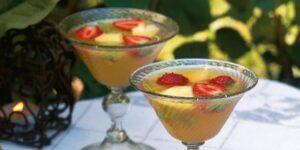 Non-Alcoholic Tropical Fizz