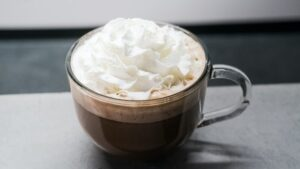 whipped cup
