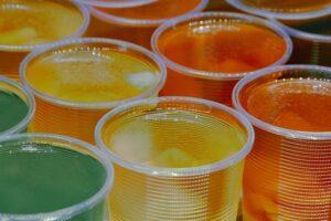 Keto jello cups