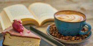 pair coffee with desserts