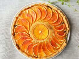 An Orange Pie